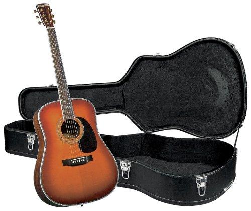 Blueridge BR-70A Contemporary Craftsman Series Dreadnought Guitar - Sunburst Finish with Hardshell (Adirondack Dreadnought Acoustic Guitar)