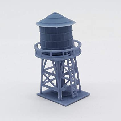 Outland Models Train Railway Layout Water Tower  Z Scale 1:220