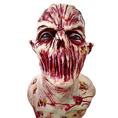 Halloween Novelty Mask Horror Mask, Scary Mask, Latex
