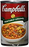 Campbell's Vegetable Soup, 284ml, 12-Count