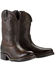 Orvis Hh Brown Oil-tanned Roper Boot