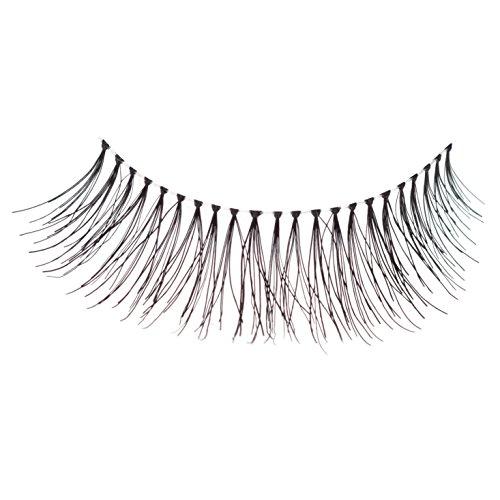 Lazy Lashes 100% Human Hair False Eyelashes - Wish M