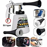 RONSHIN Multifunction Air Pulse High Pressure Car Cleaning Gun Washing Brush Surface Interior Exterior Car Care