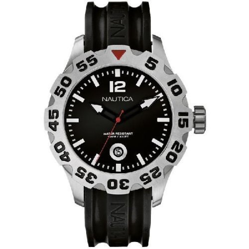 Nautica Watch 10ATM 47mm BFD Maritime A14600G