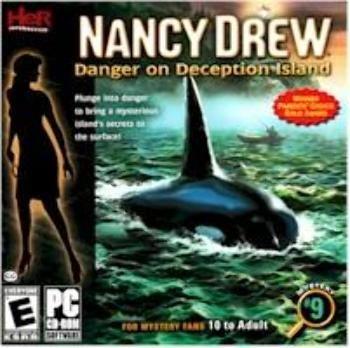 Nancy Drew Danger On Deception Island - Nancy Drew - Danger On Deception Island SKU-PAS1065968