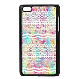 C-EUR Customized Phone Case Of Aztec Tribal For Ipod Touch 4