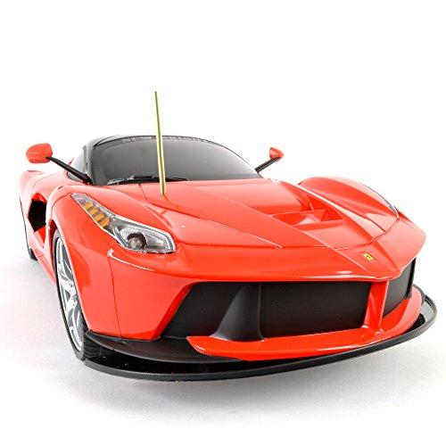 New Bright R/C F/F Showcase La Ferrari Includes 9.6V Power P