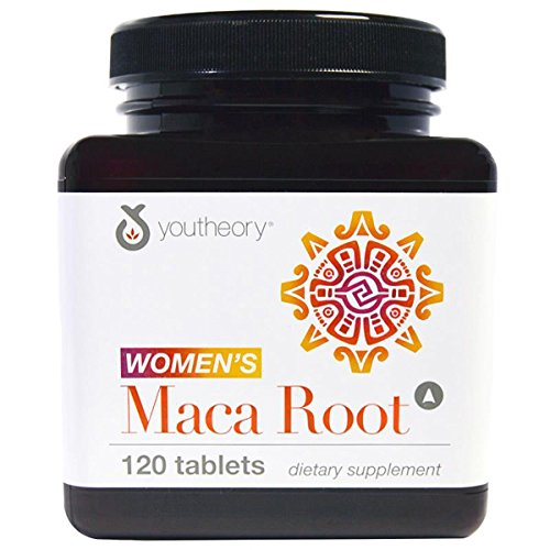 Maca Root Herb - HERB MACA Root Womens 120EA