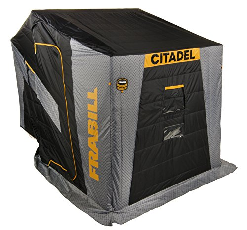 Frabill Citadel 3255 Insulated Flip-Over Side Door W/Boat Seats