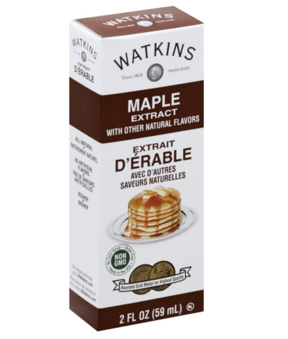 Imitation Maple Extract 2 oz