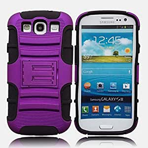 NEW 2-in-1 Stars Hard Stand Case for Samsung S3 i9300