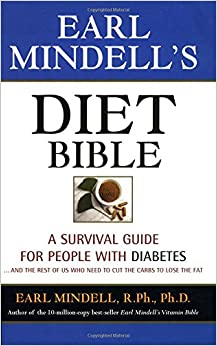 Book Earl Mindell's Diet Bible