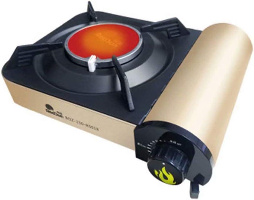 LP-LLL Estufa de Gas al Aire Libre: Estufa de Camping, Horno multifunción con Horno de Cassette, Parrilla de Picnic para el hogar