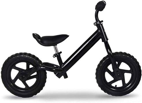 Bicicleta de Equilibrio for Niños de 10/12 Pulgadas con Reposapiés ...