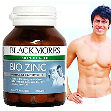 Amazon Com Blackmores Bio Zinc Supports The Production Of Healthy