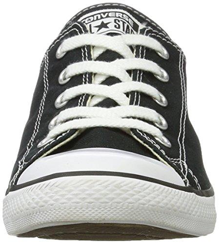 Toile Cherry Fine Semelle Dainty Black Converse Baskets Foncé Rouge Chaussures Dainty Star All En Femme 7A7Rq0Bzw