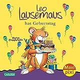 Maxi-Pixi Nr. 53: Leo Lausemaus hat Geburtstag