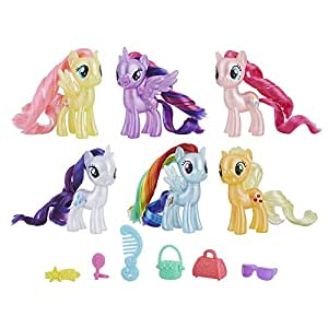 MLP BEST GIFT EVER MANE 6 COLLECTION PK, Figures - Amazon ...