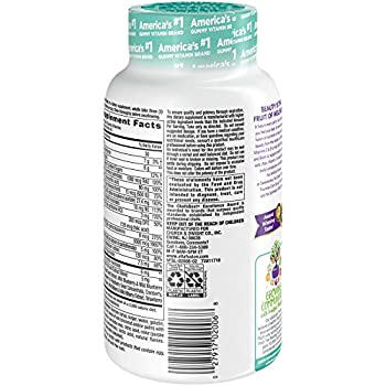 Vitafusion Gorgeous Hair, Skin & Nails Multivitamin, 135 Count (Packaging May Vary) 3