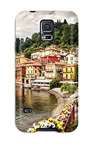 Agor F. Family's Shop New Fashionable TashaEliseSawyer Cover Case Specially Made For Galaxy S5(varenna)