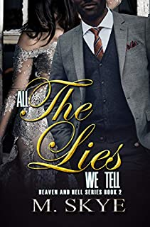 Book Cover: All the Lies We Tell: Heaven and Hell Series, Book 2