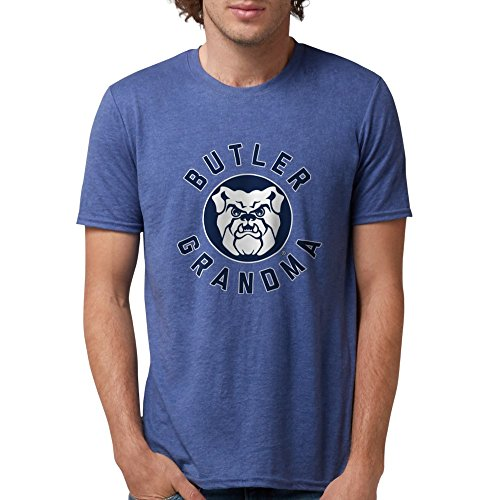 CafePress - Butler Bulldogs Grandma T-Shirt - Mens Tri-blend T-Shirt