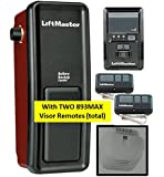 8500 Liftmaster Elite Series myQ Enabled Garage Door Opener Includes 2-Remotes