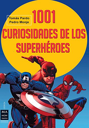 1001 curiosidades de los superhéroes (Cómic) (Spanish Edition) by Redbook Ediciones