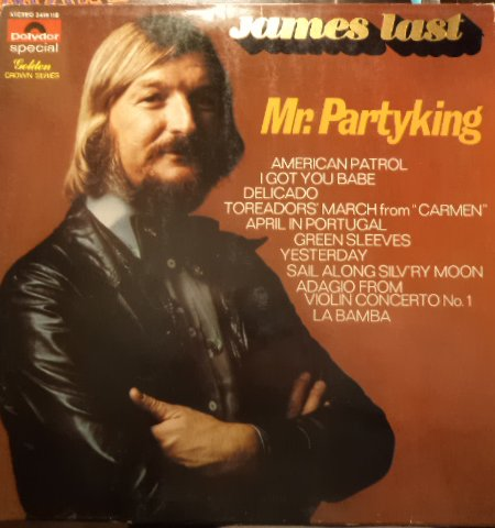 James Last - Mr. Partyking - Zortam Music