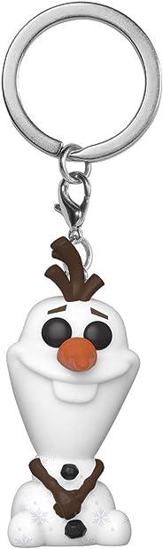 Funko 40905 Pocket Pop! Llavero con figura de plastico, Frozen 2 Olaf