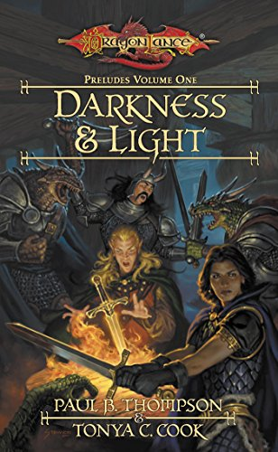 Prelude Cat - Darkness & Light: Preludes, Book 1
