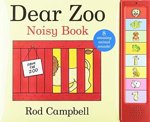 Dear Zoo Noisy Book ()