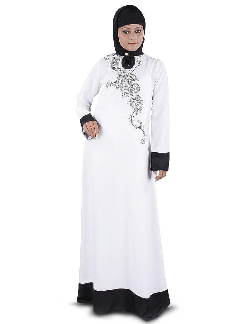 MyBatua Women's Ibtisam Abaya Burqa Online