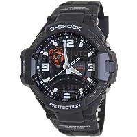 G-Shock GA-1000-1A Aviation Series Men's Luxury Watch - Black / One Size