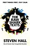Front cover for the book The Raw Shark Texts by Steven Hall