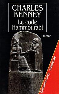 Book's Cover ofLe Code Hammourabi