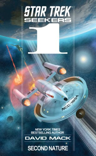 Amazon seekers second nature star trek seekers book 1 seekers second nature star trek seekers book 1 by mack david fandeluxe Gallery