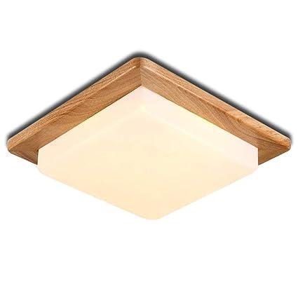ZY Luz de techo moderna LED Luces de techo minimalistas ...