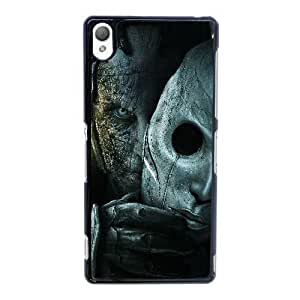 Protection Cover Sdivh Sony Xperia Z3 Cell Phone Case Black thor the dark world movie 7 Protection Cover