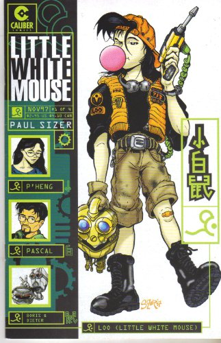 Little White Mouse Volume 1 # 1