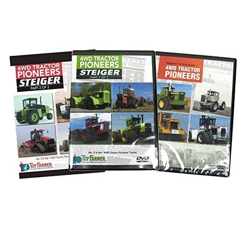 Toy Farmer Publications, Ltd. 4WD Tractor Pioneers DVD Set ()