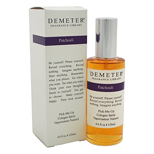 Patchouli Cologne Spray Women by Demeter, 4 Ounce ()