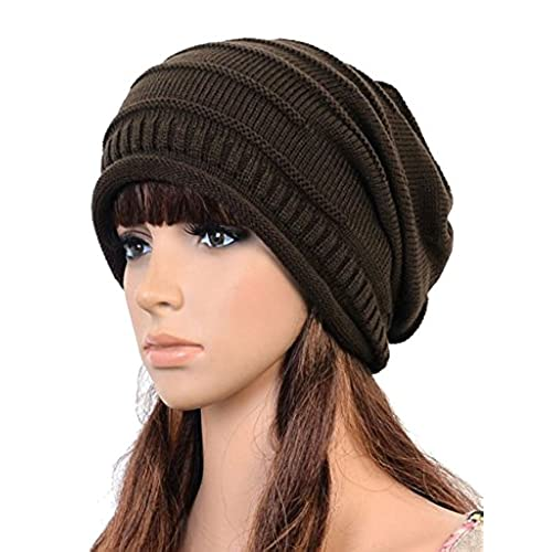 b9ae1d61a4c Womens Wool Winter Hat Thick Line Hat Ball Cute Hat Warm Flight Hat Peaked  Cap Free Shipping