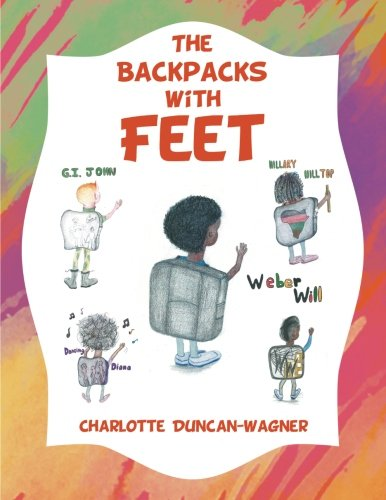 (The Backpacks with Feet)