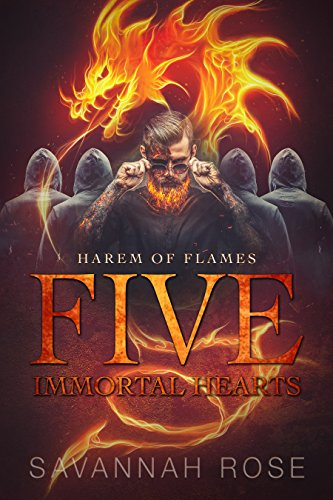 Five Immortal Hearts: Harem of Flames cover