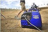 Yamaha EF1000iS, 900 Running Watts/1000 Starting Watts, Gas Powered Portable Inverter