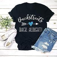 Backstreet's Back Alright T-Shirt, BSB Boys Band Pop Music Fans Unisex T-shirt - Premium T-shirt - Hoodie - Sweater - Long Sleeve - Tank Top