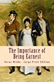 Image of The Importance of Being Earnest: Large Print Edition