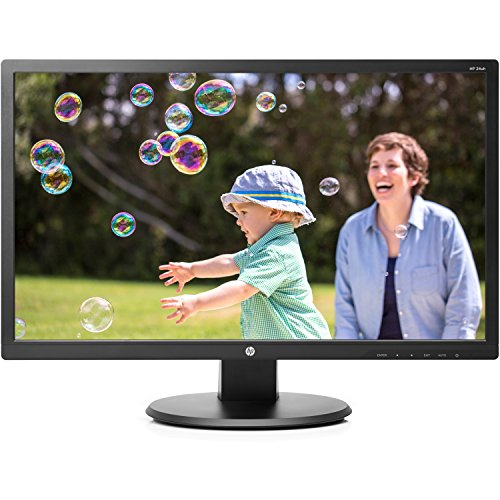 HP 24uh 24-inch LED Backlit Monitor by HP