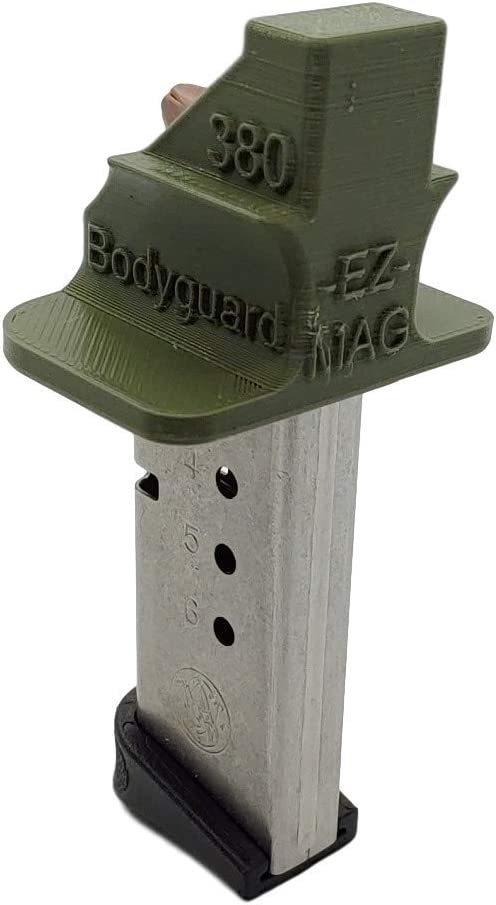 Hilljak Smith /& Wesson Bodyguard 380 ACP Magazine Loader Purple